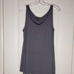Eileen Fisher  System Sleeveless Silk Top